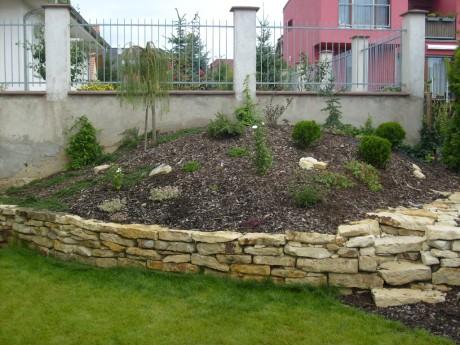 Realizace zahrady – Klecany